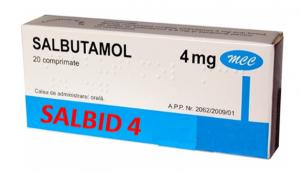 Salbid-4mg