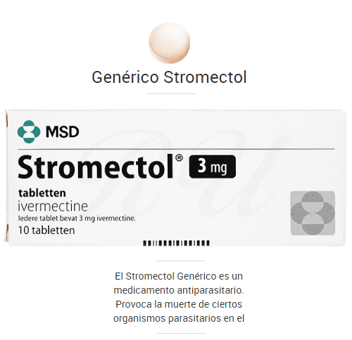 Stromectol_espana